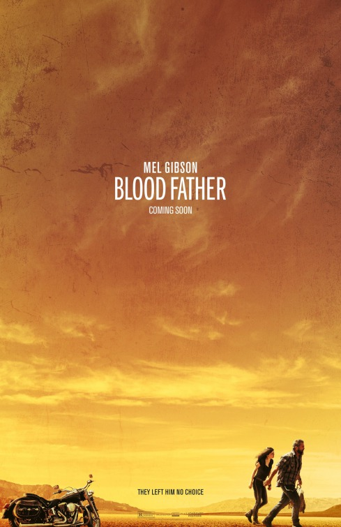 bloodfatherposter