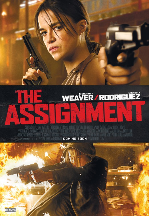 The Assignment (2016) Hindi Dual Audio 720p BluRay x264 ESubs 850MB
