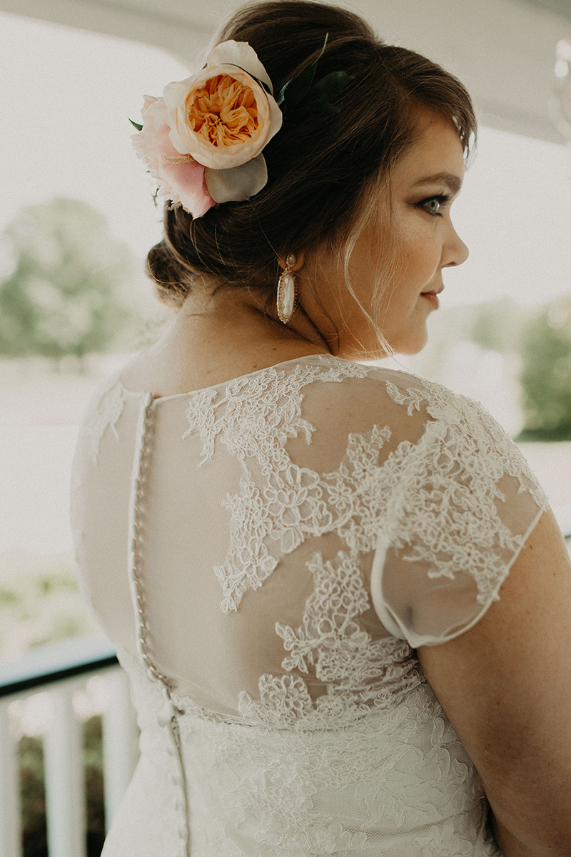 wedding planning: the dress