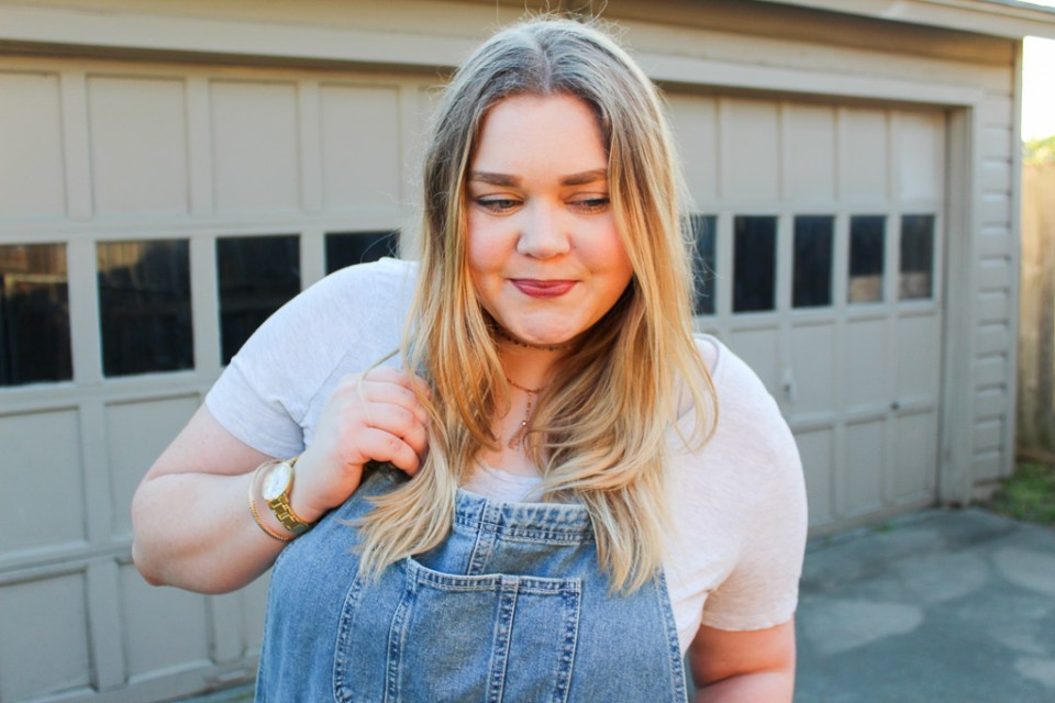 spring trend: overalls