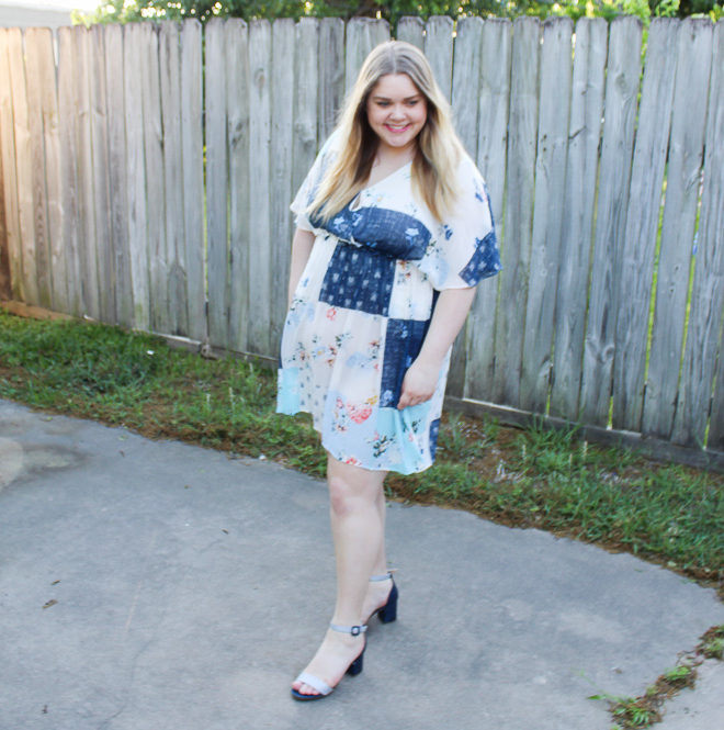 retail therapy + a new dress
