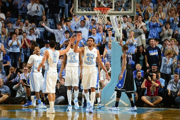 North Carolina Gets 6th Seed, will play Providence ...