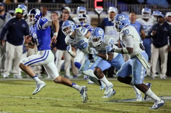 Tar Heels Football: Takeaways from UNC vs. Duke - Page 2