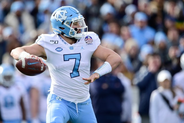 UNC Football: Rising sophomore Sam Howell will be special in 2020