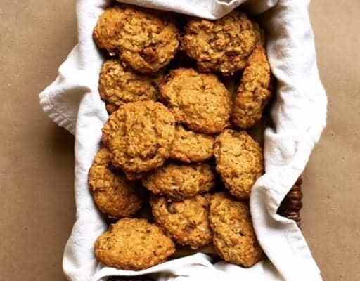 Fall Breakfast Cookies