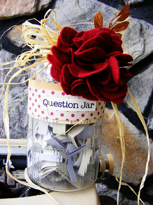 Conversation Prompts Question Jar