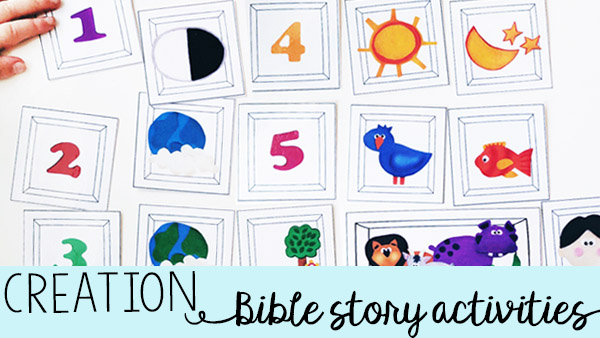 The Bible Creation Story for Kids