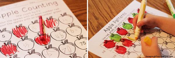 apple math