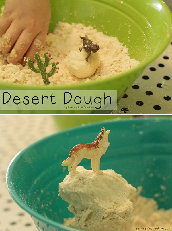 Desert Dough Recipe
