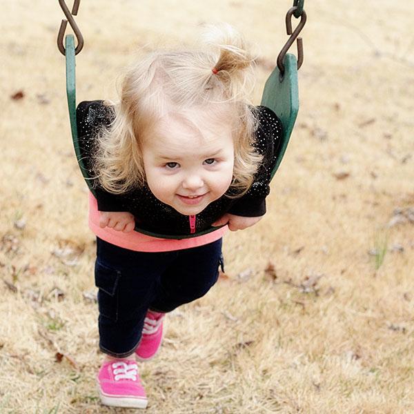 A swings