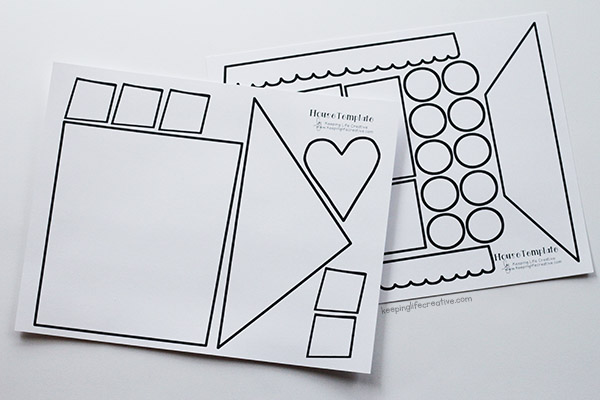 build your own template