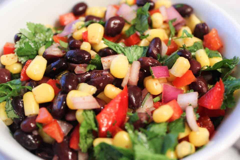 Black bean salsa 2