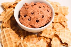 Chocolate Chip dip