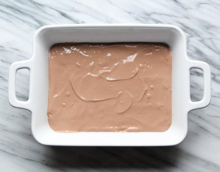 Chocolate frozen yogurt 3