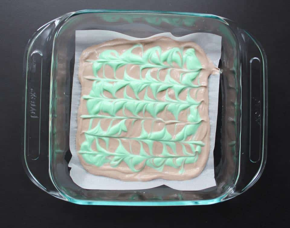 Weight Watchers Chocolate Mint FroYo Bark 3