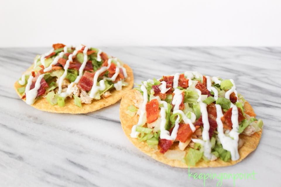 Weight Watchers Tostada 3