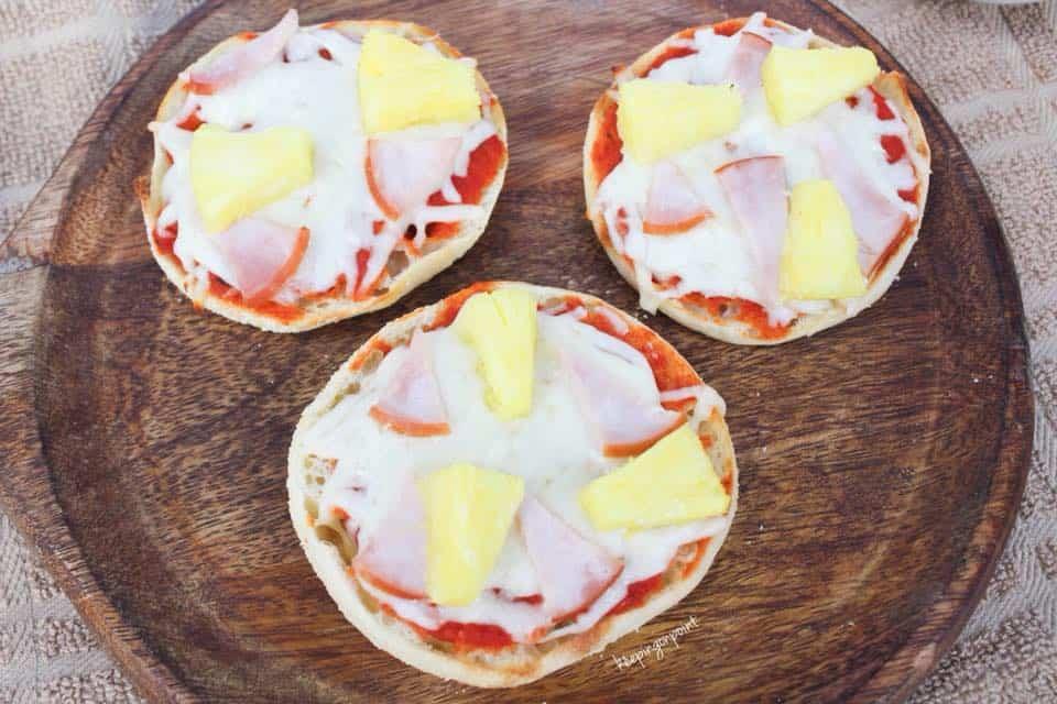 Weight Watchers Hawaiian Pizza 10