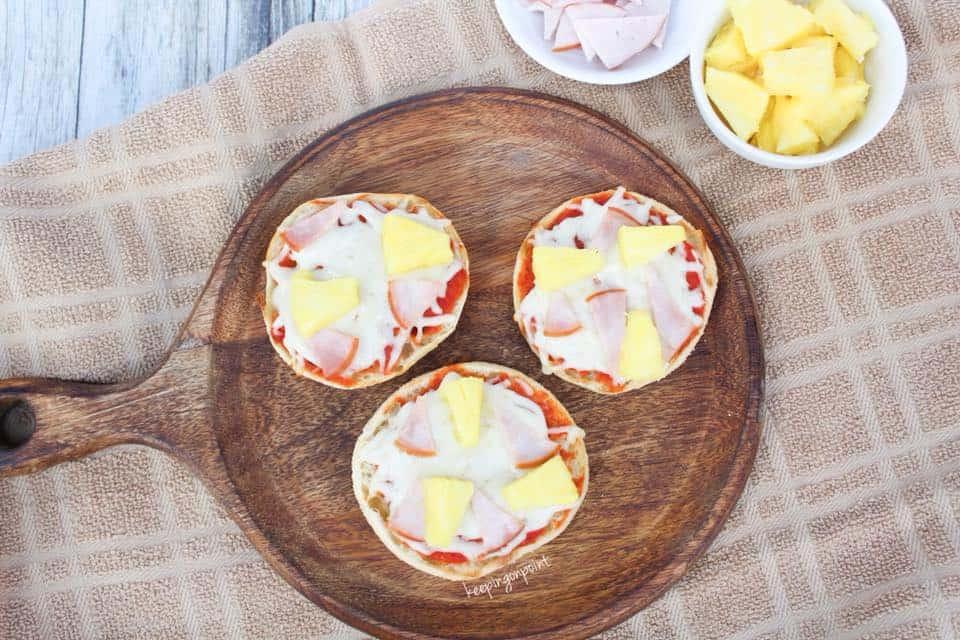 Weight Watchers Hawaiian Pizza 9
