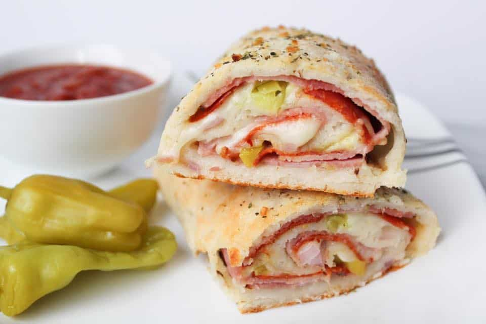 Italian Stromboli - Weight Watchers Freestyle