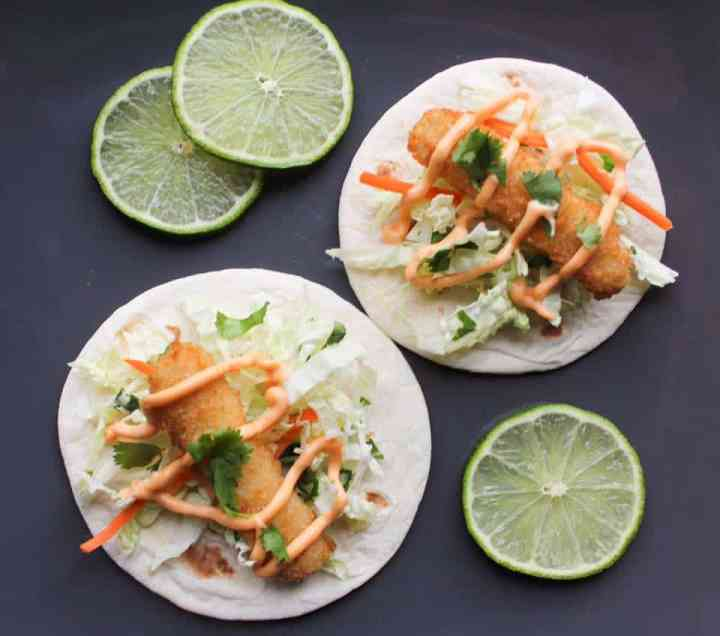 Weight Watchers Freestyle Twenty Minute Fish Tacos 2