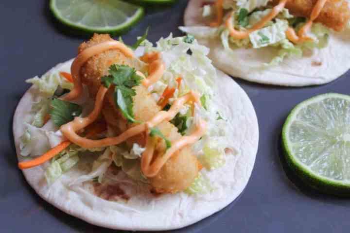 Weight Watchers Freestyle Twenty Minute Fish Tacos 3