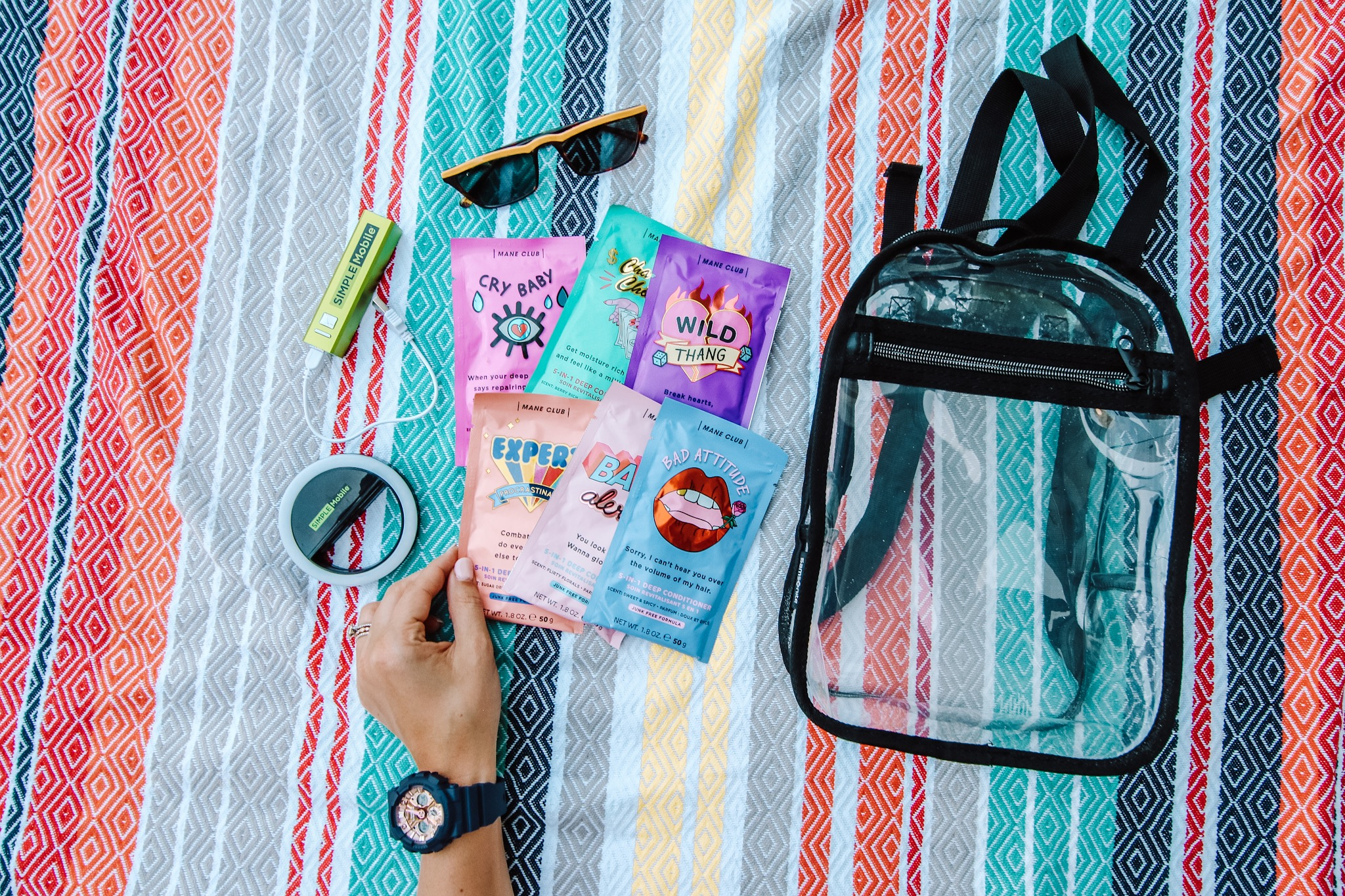 Heading to Your First Festival Weekend this Summer? Pack these Essentials.