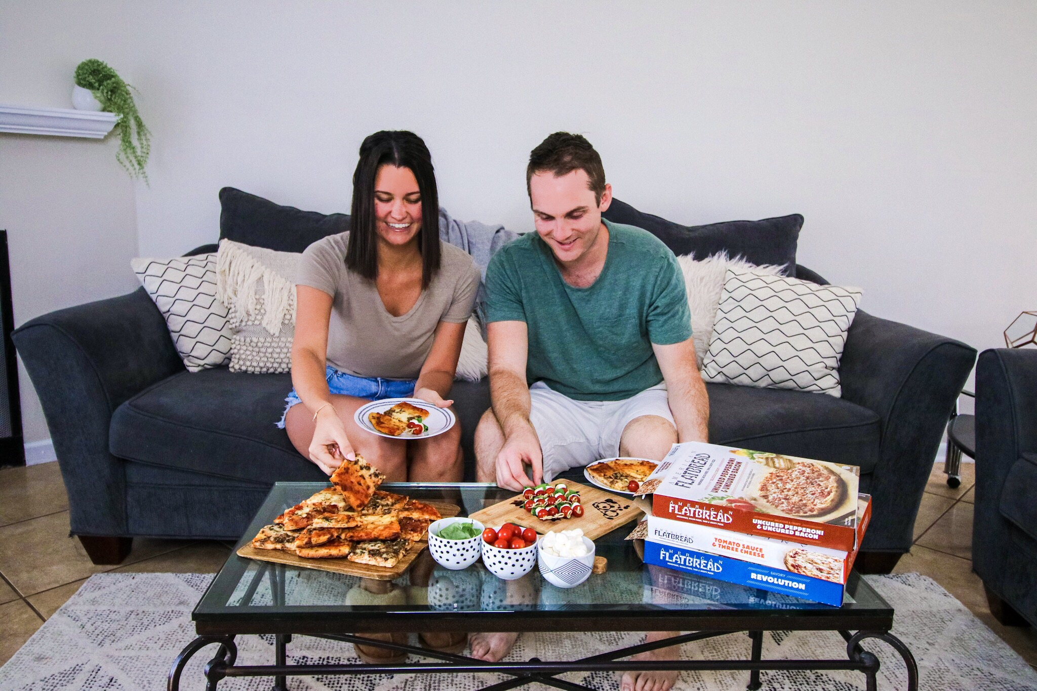Date Night In with American Flatbread Pizza: My Turn to Cook - Keeping Up with Kahla