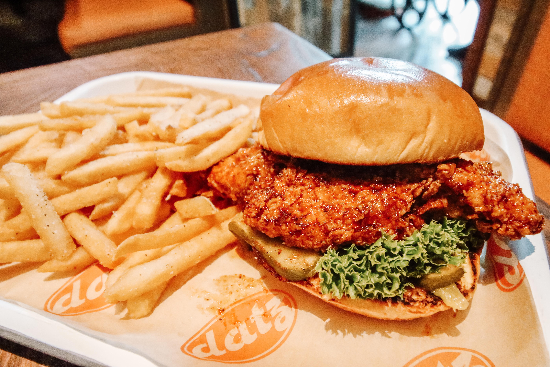 A review of Datz restaurant in St. Petersburg, Florida