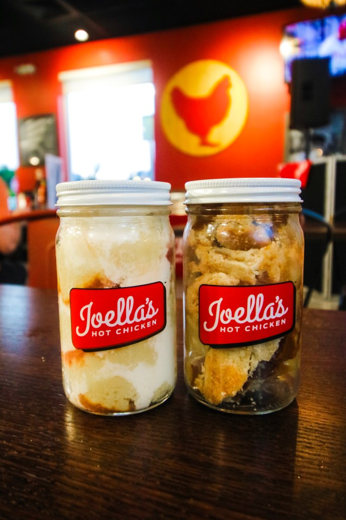 Joella's Hot Chicken in Largo, Florida