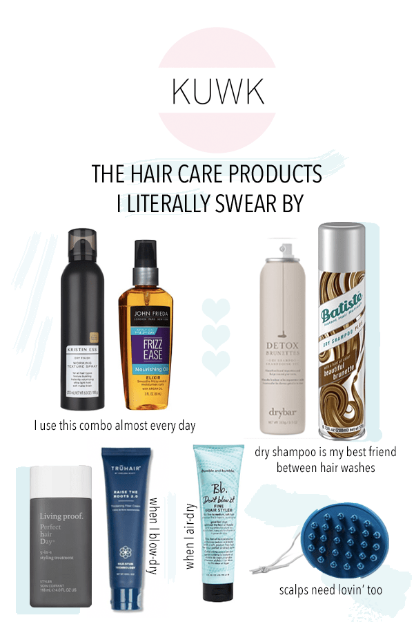 My go-to products for styling and managing my short hair | Keeping Up with Kahla