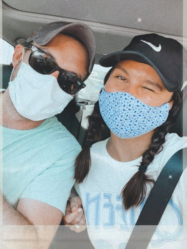 Navigating a new normal - my experience with quarantine, social distancing, and mask covered living.