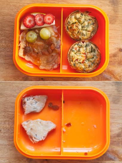 Lunch box 1 - Holsbys