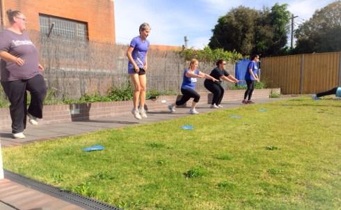 Overhaul Wellness circuit workout