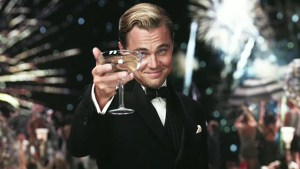 Leonardo Di Caprio as Jay Gatsby - Keeping Up With The Penguins