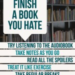 How To Finish A Book You Hate