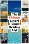 What's Your Desert Island Book?