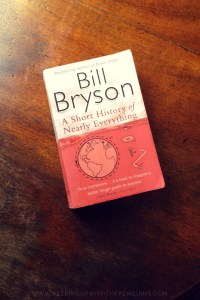 A Short History of Nearly Everything - Bill Bryson - Keeping Up With The Penguins