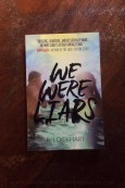 We Were Liars - E Lockhart - Book Laid Flat on Wooden Table - Keeping Up With The Penguins
