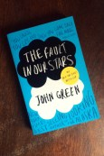 The Fault In Our Stars - John Green - Book Laid On Wooden Table - Keeping Up With The Penguins