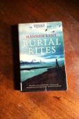 Burial Rites - Hannah Kent - Book Laid on Wooden Table - Keeping Up With The Penguins