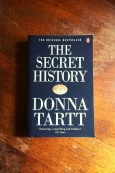 The Secret History - Donna Tartt - Book Laid on Wooden Table - Keeping Up With The Penguins