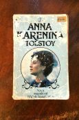 Anna Karenina - Leo Tolstoy - Book Laid on Wooden Table - Keeping Up With The Penguins