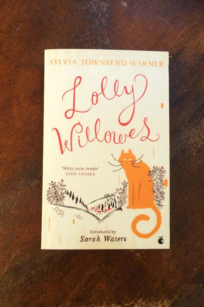 Lolly Willowes - Sylvia Townsend Warner - Book Laid on Wooden Table - Keeping Up With The Penguins