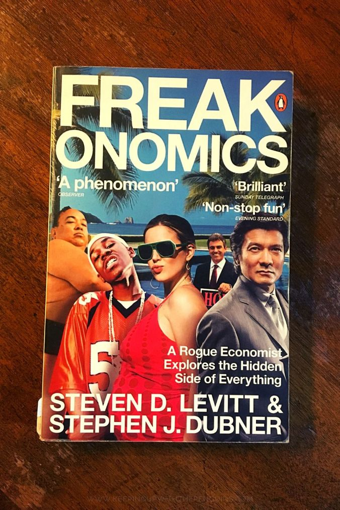 Freakonomics - Stephen D Levitt and Stephen J Dubner - Keeping Up With The Penguins