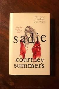 Sadie - Courtney Summers - Keeping Up With The Penguins