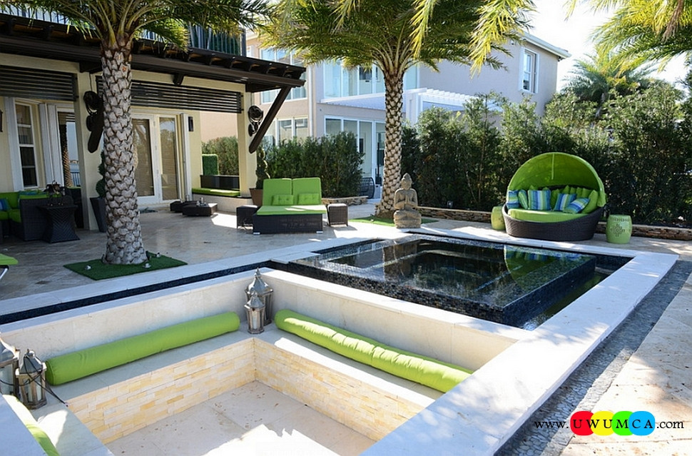 Modern Backyard Seating You Shouldn't Miss on Backyard Lounge Area Ideas id=88239