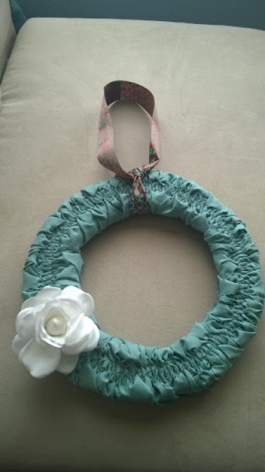 Home Made Decorative Wreaths