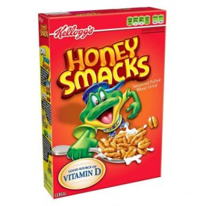 Honey Smacks cereal has been linked to a Salmonella outbreak.