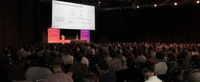 Resumen AWS Summit Madrid 2019