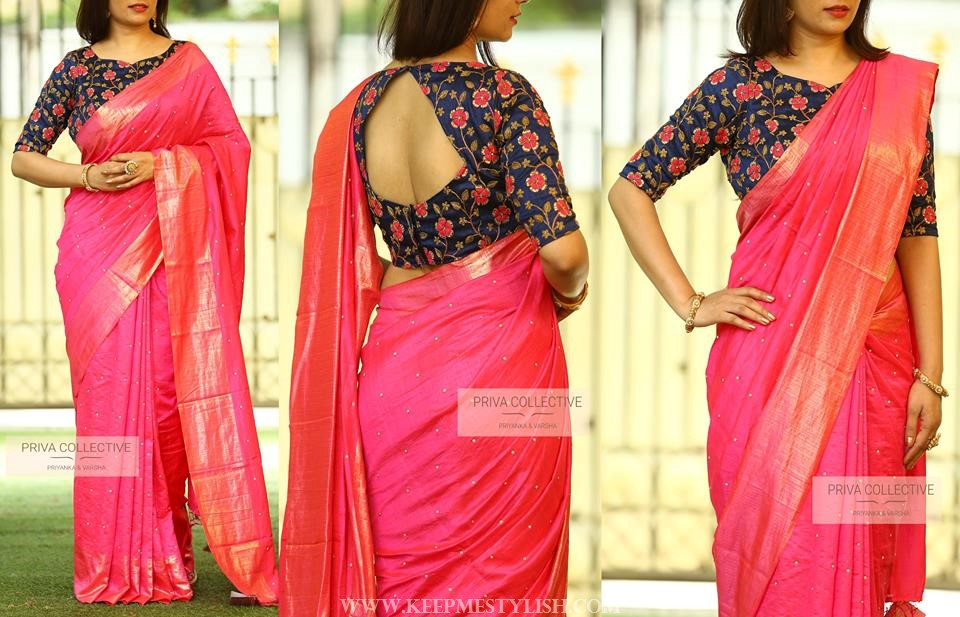 Affordable Light Weight Pattu Sarees & Where to Shop them ...
